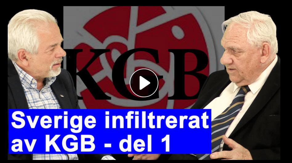 Sverige infiltrerat av KGB, Del 1-2; UD:s Bo Theutenberg iSwebbTV