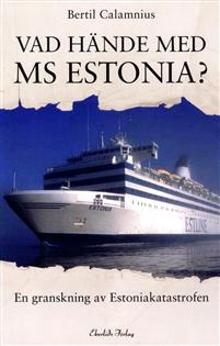 Estonia-utredare ska söka föremål påhavsbotten